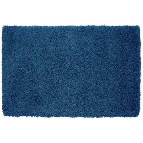 Image of: kitchen rug blue