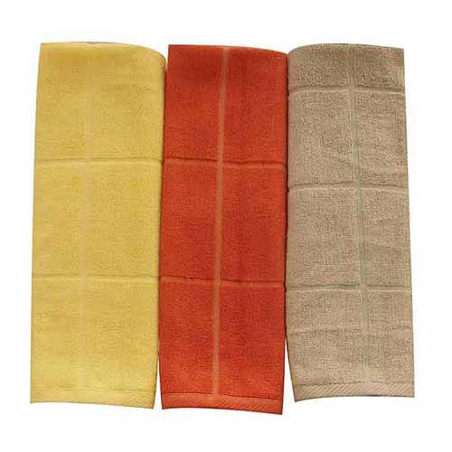 Image of: kitchen towels bamboo