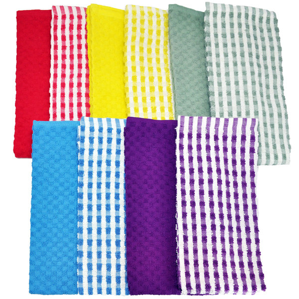 Image of: kitchen towels cotton