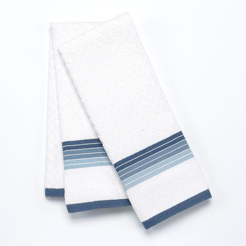 Image of: kitchen towels kohls
