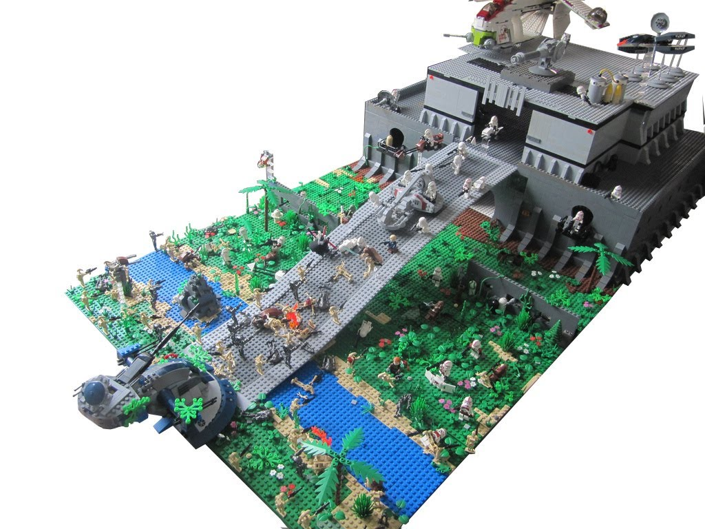 Image of: lego base building ideas