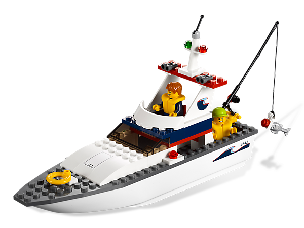 Image of: lego boat building ideas