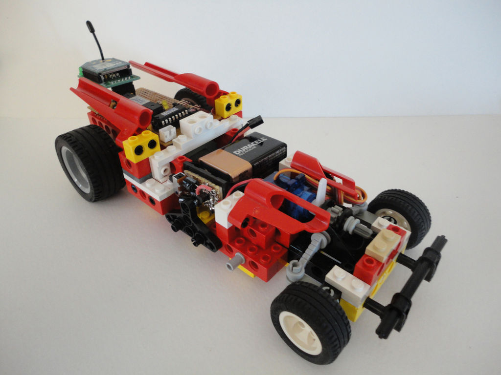 Image of: lego building ideas cars