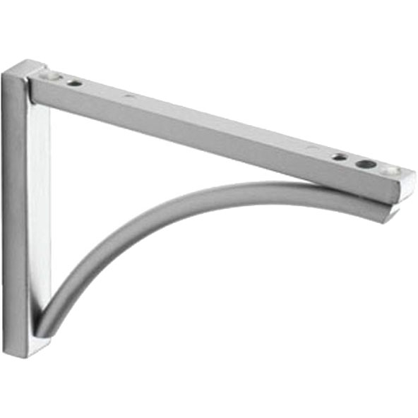 Image of: metal kitchen shelf brackets