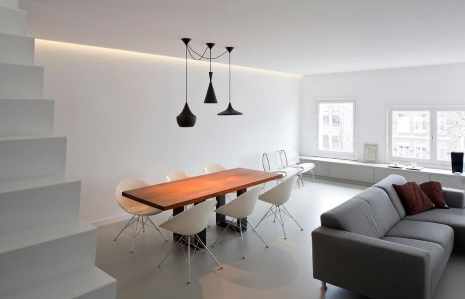 Image of: minimalist architecture interior design