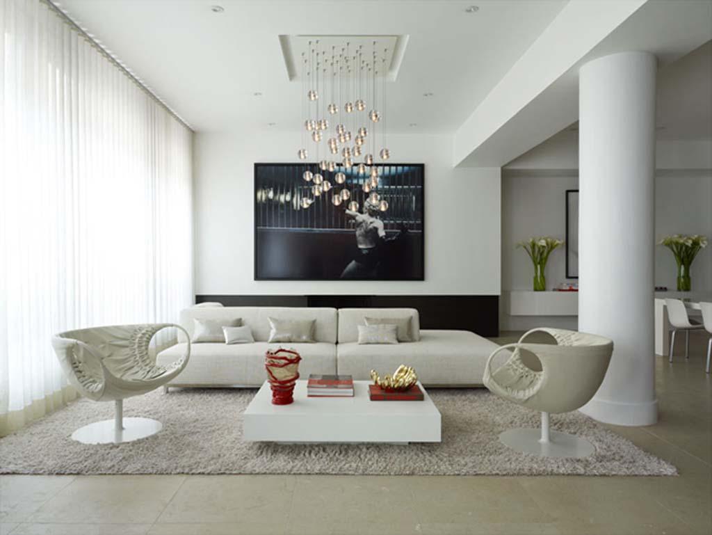Image of: minimalist interior design characteristics