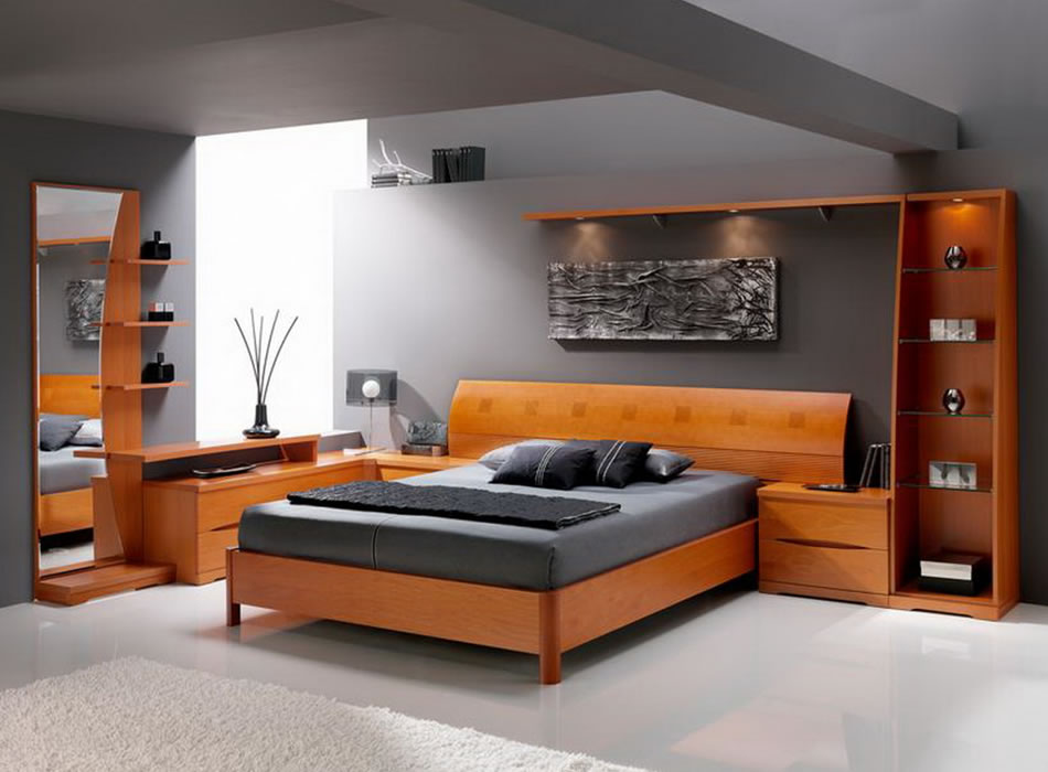 Image of: modern bedroom ideas decorating