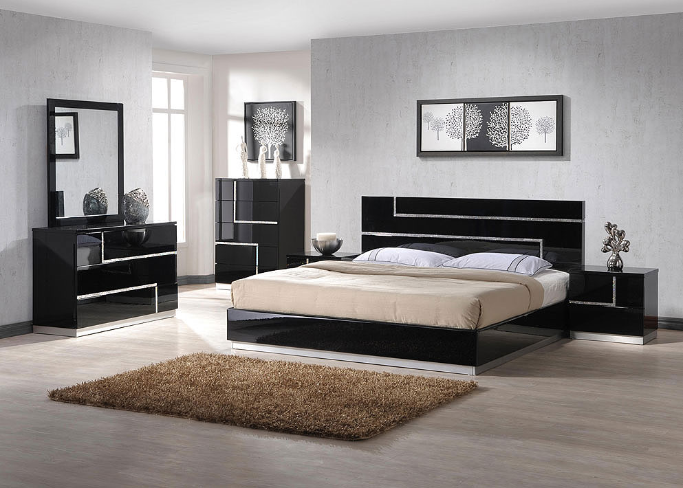 Image of: modern bedroom ideas pictures