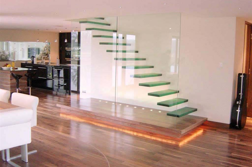 modern staircase decorating ideas
