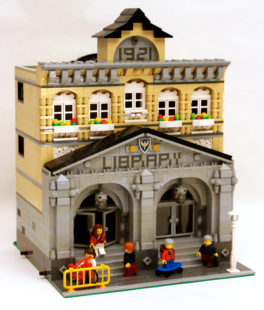Image of: new lego building ideas
