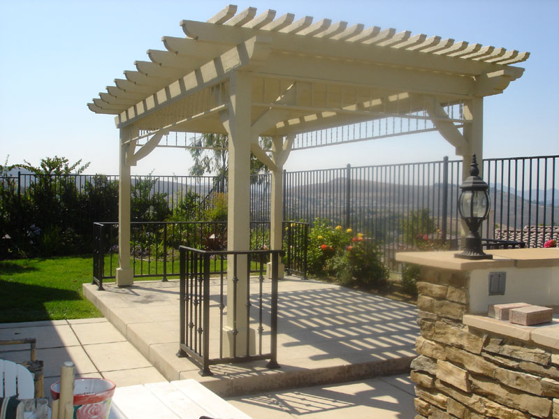 Image of: outdoor patio covers design