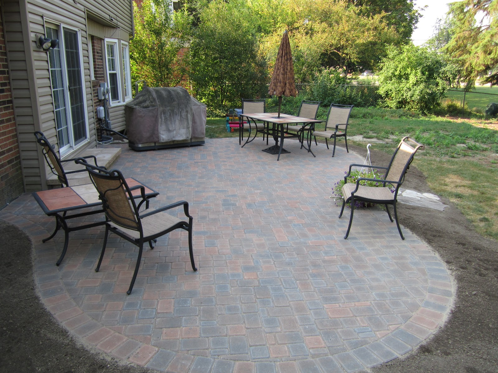 Patio Pavers Designs Icmt Set All About Choosing Paver Patio