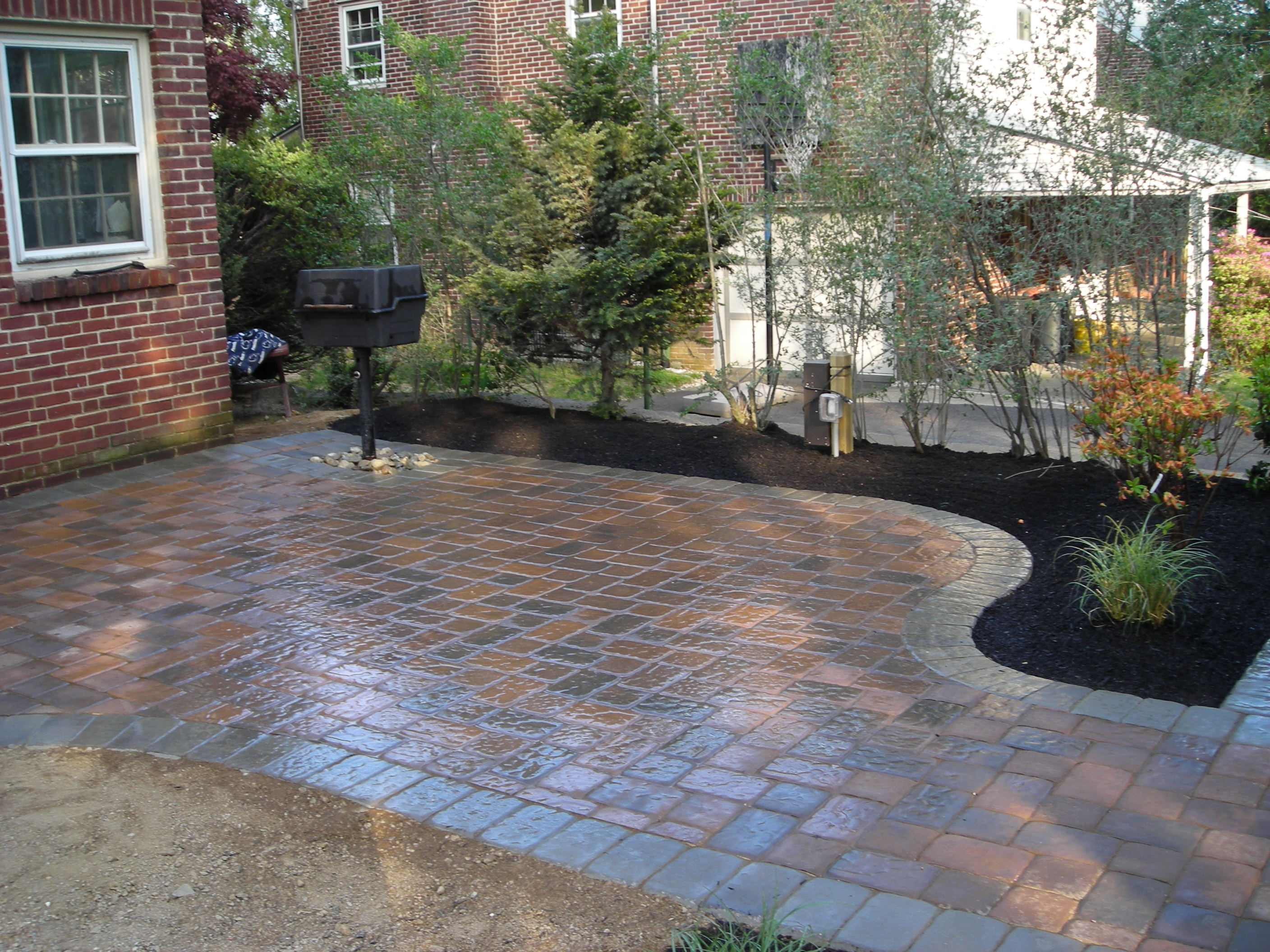 paver designs for patios