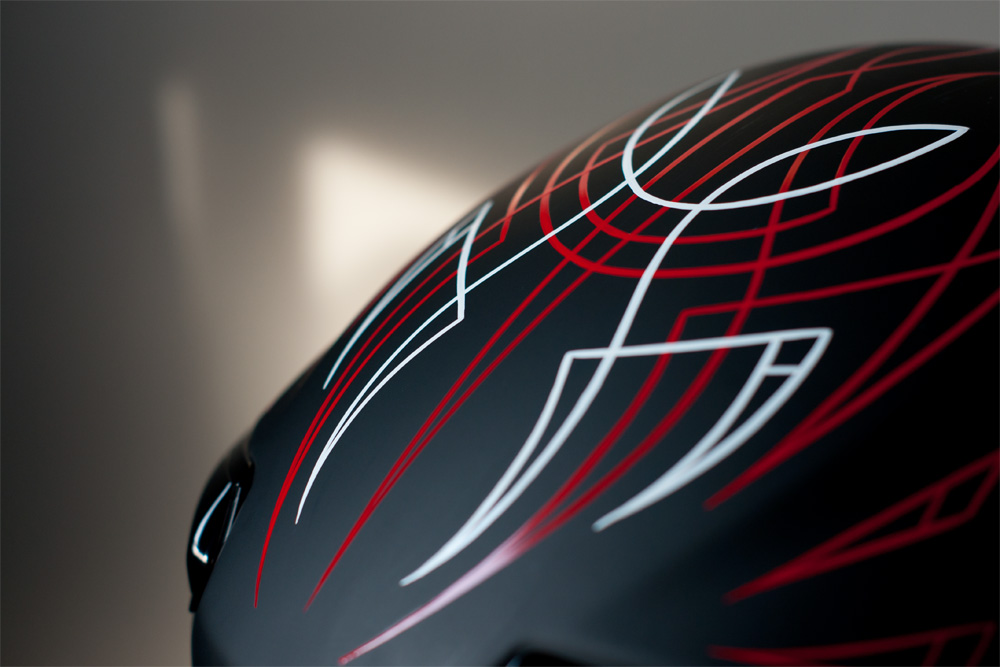 pinstripe designs for motorcycles