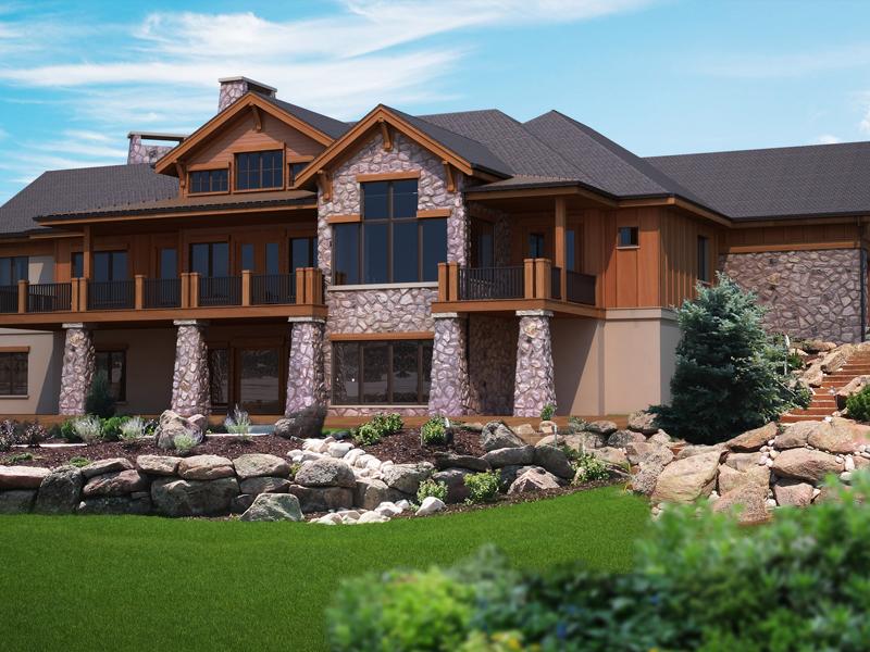 Image of: ranch house basement ideas