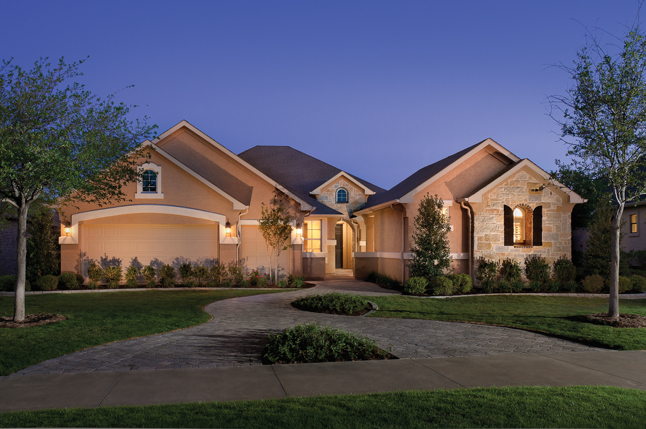Image of: ranch house designs inc