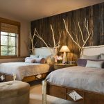 rustic interior design bedroom