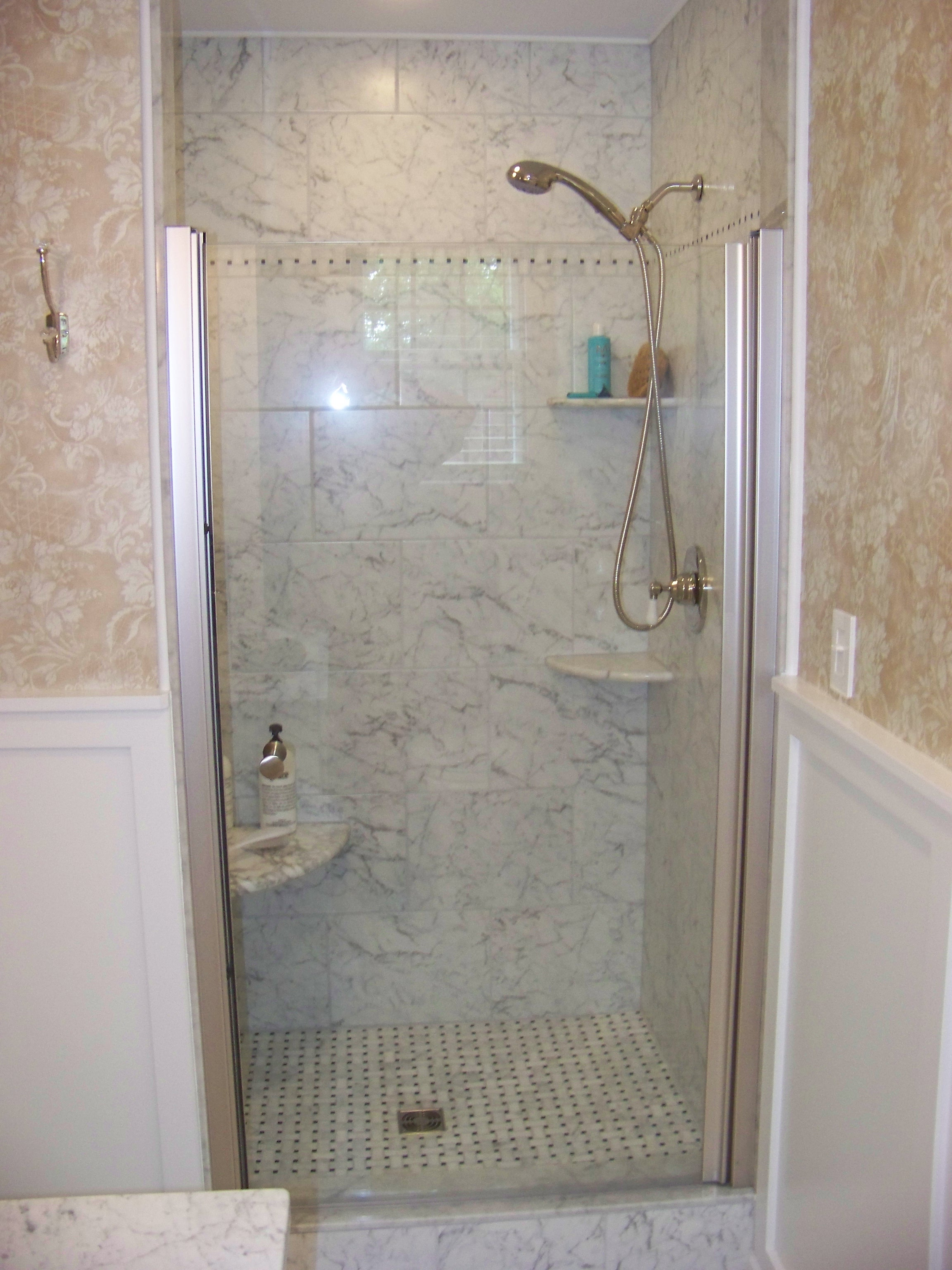 Image of: shower tile design tool