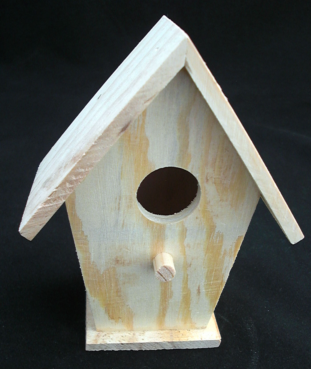 simple birdhouse designs