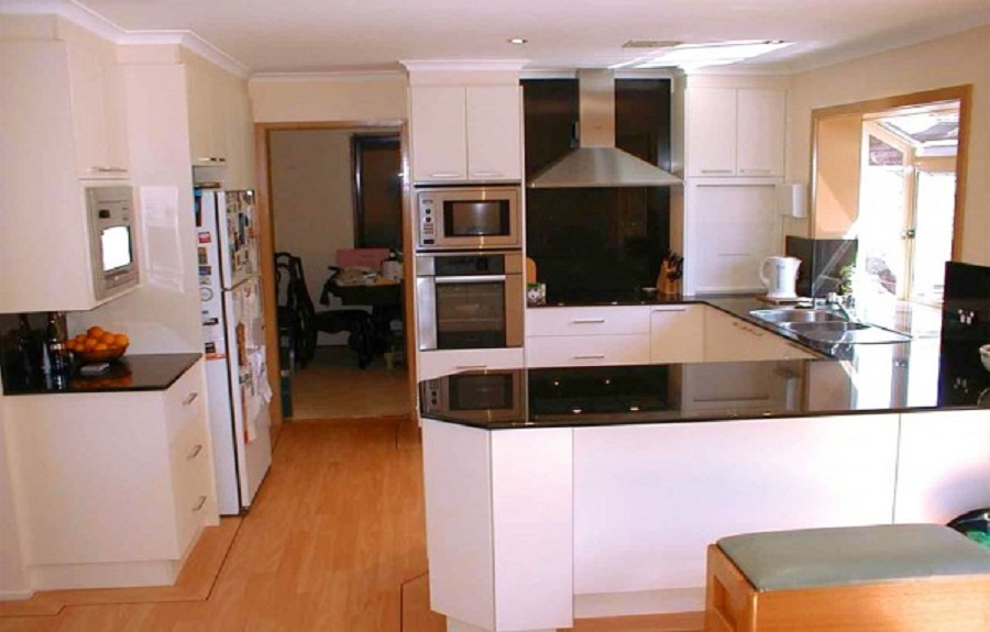Image of: small kitchen makeovers designs