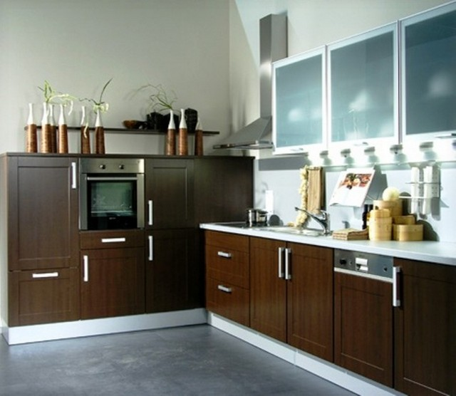 small kitchen modern makeovers