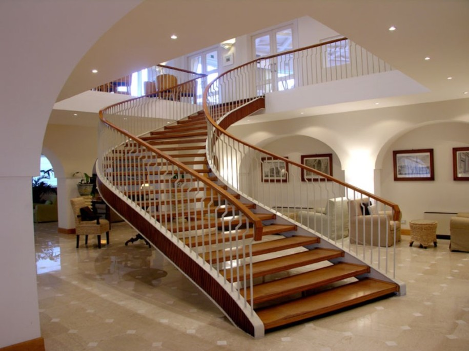 Image of: staircase ideas for homes