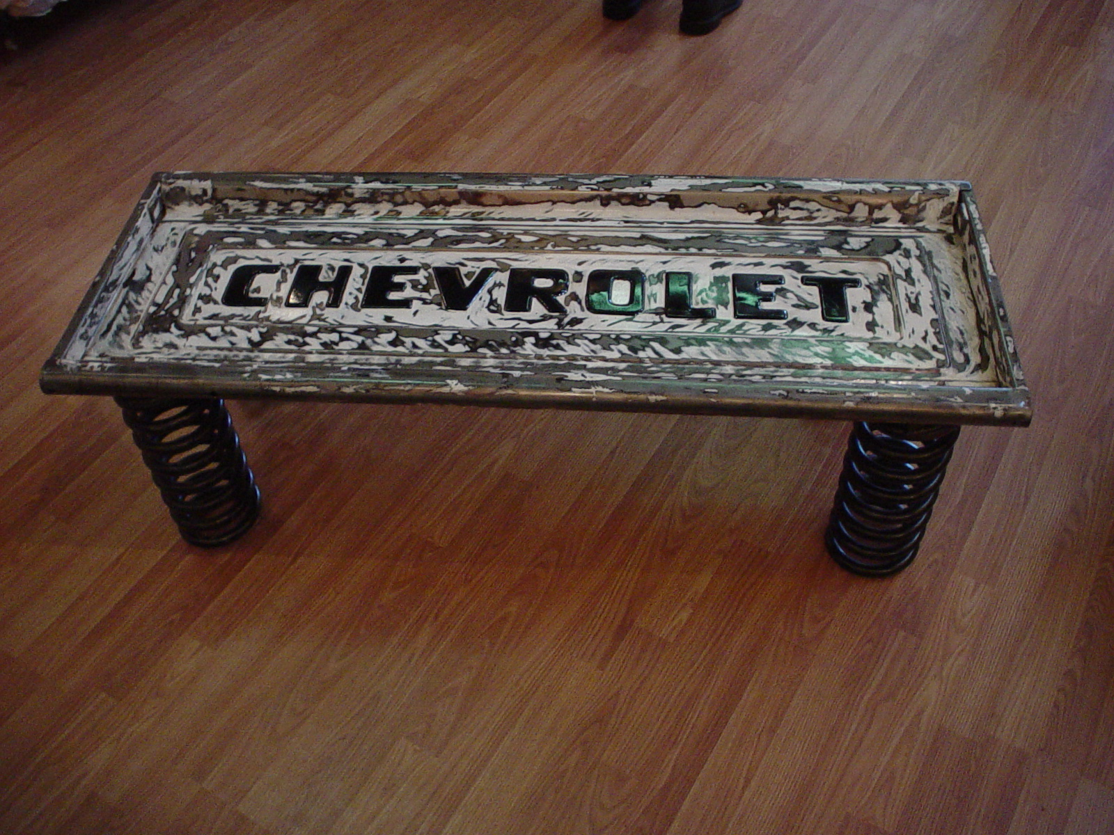 Image of: tailgate tables