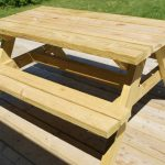 toddler picnic tables