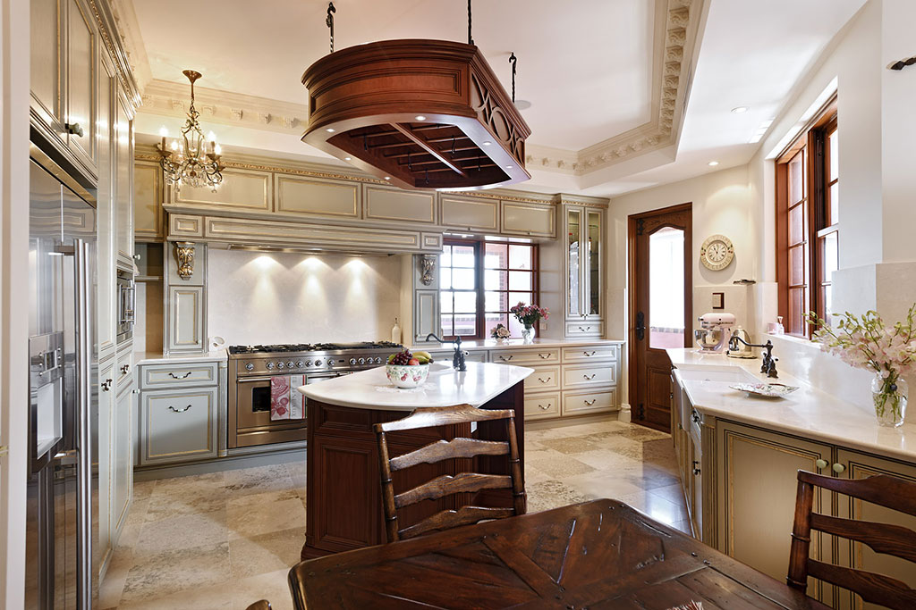 Image of: traditional kitchen designs perth