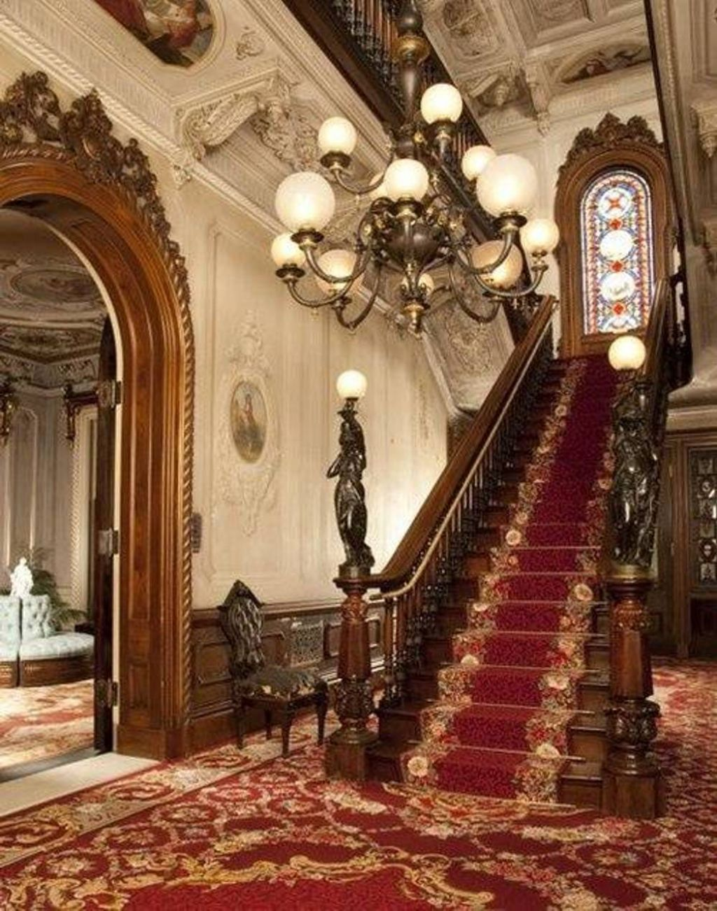 victorian aesthetic interior design