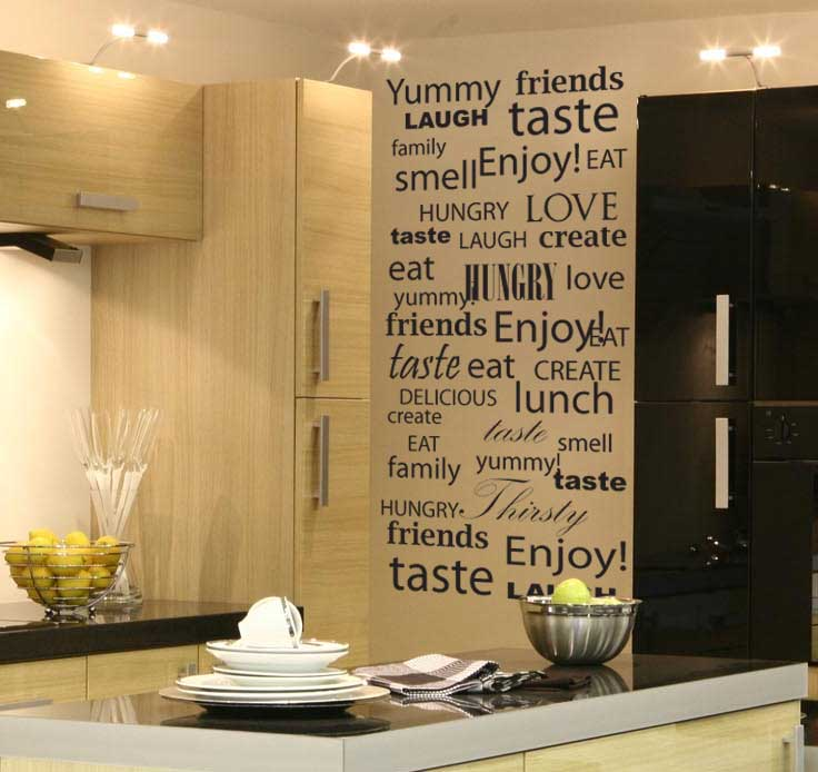 Image of: vinyl wall decals quotes