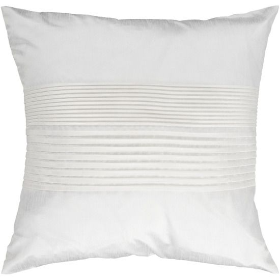 Image of: white decorative pillows for couch