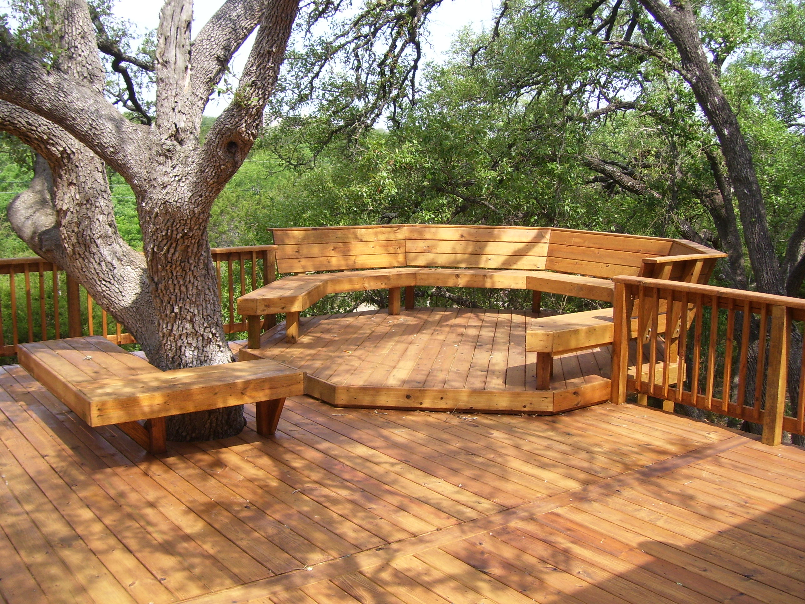Image of: wood deck design software